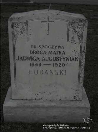 AUGUSTYNIAK, JADWIGA - Lucas County, Ohio | JADWIGA AUGUSTYNIAK - Ohio Gravestone Photos