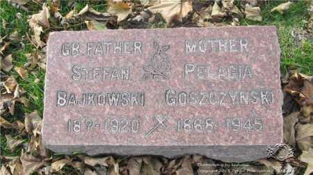 GOSZCZYNSKI, PELAGIA - Lucas County, Ohio | PELAGIA GOSZCZYNSKI - Ohio Gravestone Photos