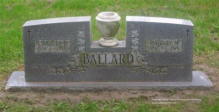 BALLARD, CHARLES H. - Lucas County, Ohio | CHARLES H. BALLARD - Ohio Gravestone Photos