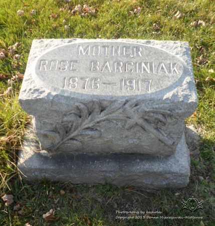 BARCINIAK, ROSE - Lucas County, Ohio | ROSE BARCINIAK - Ohio Gravestone Photos
