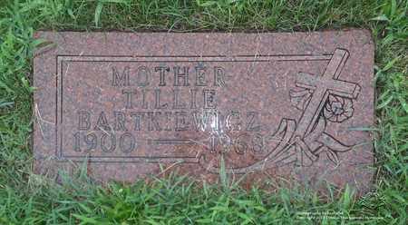 BARTKIEWICZ, TILLIE - Lucas County, Ohio | TILLIE BARTKIEWICZ - Ohio Gravestone Photos
