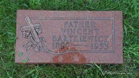 BARTKIEWICZ, VINCENT - Lucas County, Ohio | VINCENT BARTKIEWICZ - Ohio Gravestone Photos