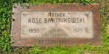 BARTNIKOWSKI, ROSE - Lucas County, Ohio   ROSE BARTNIKOWSKI - Ohio Gravestone Photos