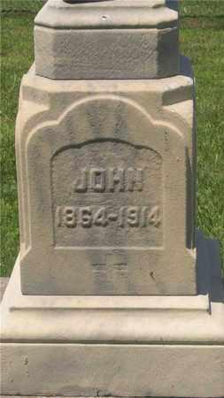 BAYER, JOHN - Lucas County, Ohio | JOHN BAYER - Ohio Gravestone Photos