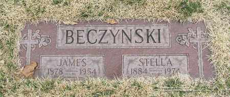 BECZYNSKI, JAMES - Lucas County, Ohio   JAMES BECZYNSKI - Ohio Gravestone Photos
