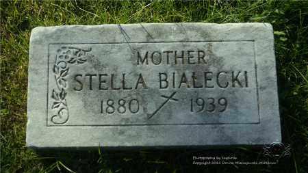 OSTROWSKI BIALECKI, STELLA - Lucas County, Ohio | STELLA OSTROWSKI BIALECKI - Ohio Gravestone Photos