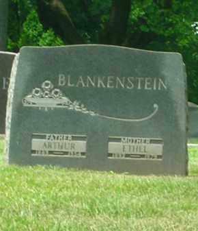 BLANKENSTEIN, ARTHUR - Lucas County, Ohio   ARTHUR BLANKENSTEIN - Ohio Gravestone Photos