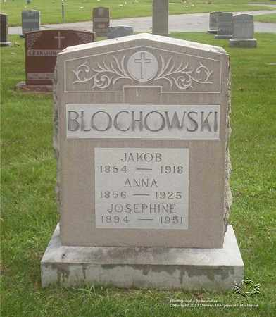BLOCHOWSKI, JAKOB - Lucas County, Ohio | JAKOB BLOCHOWSKI - Ohio Gravestone Photos