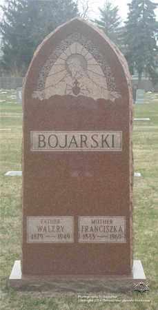 BOJARSKI, WALERY - Lucas County, Ohio   WALERY BOJARSKI - Ohio Gravestone Photos