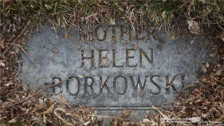BORKOWSKI, HELEN - Lucas County, Ohio | HELEN BORKOWSKI - Ohio Gravestone Photos