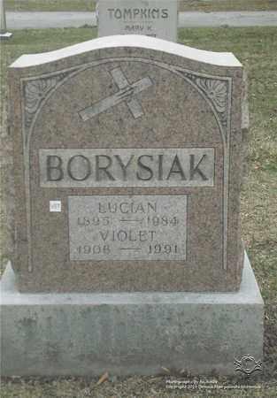 BORYSIAK, LUCIAN - Lucas County, Ohio   LUCIAN BORYSIAK - Ohio Gravestone Photos