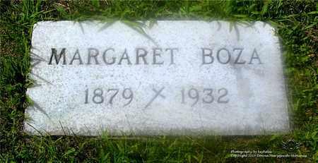BOZA, MARGARET - Lucas County, Ohio | MARGARET BOZA - Ohio Gravestone Photos