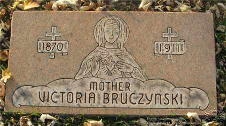 BRUCZYNSKI, VICTORIA - Lucas County, Ohio | VICTORIA BRUCZYNSKI - Ohio Gravestone Photos