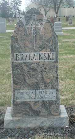 BRZEZINSKI, VERONICA - Lucas County, Ohio | VERONICA BRZEZINSKI - Ohio Gravestone Photos