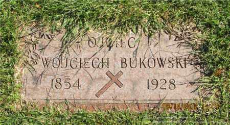 BUKOWSKI, WOJCIECH - Lucas County, Ohio | WOJCIECH BUKOWSKI - Ohio Gravestone Photos