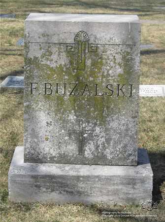 BUZALSKI, FAMILY MONUMENT - Lucas County, Ohio | FAMILY MONUMENT BUZALSKI - Ohio Gravestone Photos