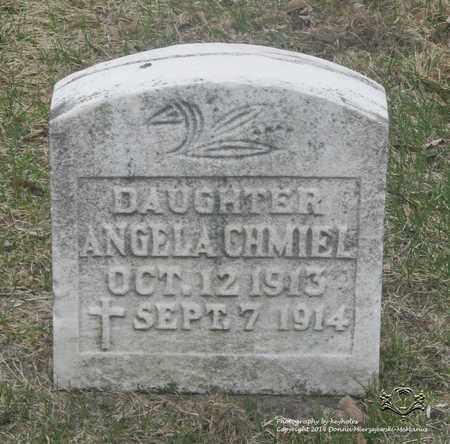 CHMIEL, ANGELA - Lucas County, Ohio | ANGELA CHMIEL - Ohio Gravestone Photos