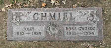 CHMIEL GWOZDZ, ROSE - Lucas County, Ohio | ROSE CHMIEL GWOZDZ - Ohio Gravestone Photos
