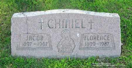 CHMIEL, JACOB - Lucas County, Ohio   JACOB CHMIEL - Ohio Gravestone Photos