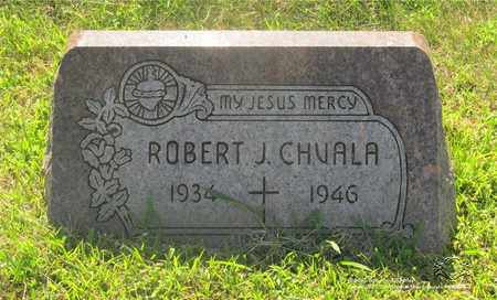 CHVALA, ROBERT J. - Lucas County, Ohio | ROBERT J. CHVALA - Ohio Gravestone Photos