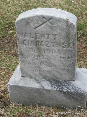CIARCZYNSKI, WALENTY - Lucas County, Ohio | WALENTY CIARCZYNSKI - Ohio Gravestone Photos