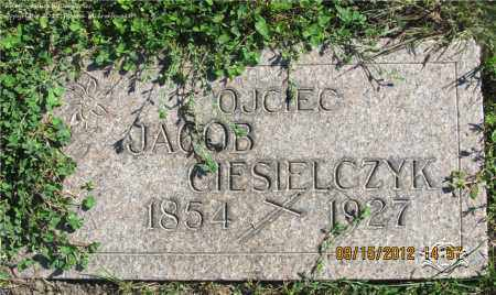 CIESIELCZYK, JACOB - Lucas County, Ohio | JACOB CIESIELCZYK - Ohio Gravestone Photos