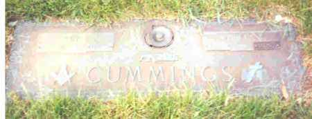 DIEMER CUMMINGS, LYDELLA L. - Lucas County, Ohio | LYDELLA L. DIEMER CUMMINGS - Ohio Gravestone Photos