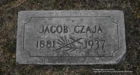 CZAJA, JACOB - Lucas County, Ohio | JACOB CZAJA - Ohio Gravestone Photos