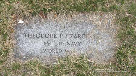 CZARCINSKI, THEODORE P. - Lucas County, Ohio | THEODORE P. CZARCINSKI - Ohio Gravestone Photos