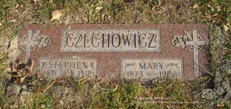 CZECHOWICZ, MARY - Lucas County, Ohio | MARY CZECHOWICZ - Ohio Gravestone Photos