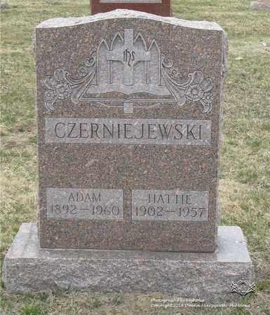 CZERNIEJEWSKI, HATTIE - Lucas County, Ohio | HATTIE CZERNIEJEWSKI - Ohio Gravestone Photos