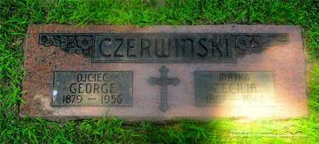 CZERWINSKI, CECELIA - Lucas County, Ohio | CECELIA CZERWINSKI - Ohio Gravestone Photos