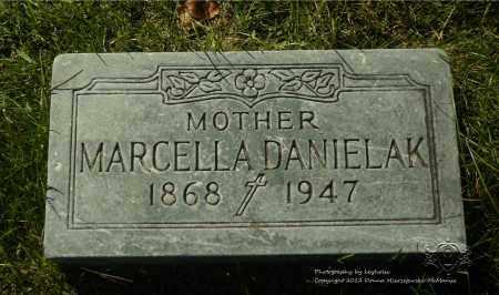 DANIELAK, MARCELLA - Lucas County, Ohio | MARCELLA DANIELAK - Ohio Gravestone Photos