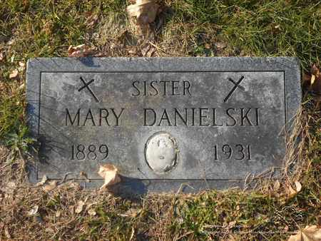 PAWLACZYK DANIELSKI, MARY - Lucas County, Ohio | MARY PAWLACZYK DANIELSKI - Ohio Gravestone Photos