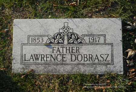 DOBRASZ, LAWRENCE - Lucas County, Ohio | LAWRENCE DOBRASZ - Ohio Gravestone Photos