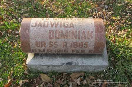 FILIPSKI DOMINIAK, JADWIGA - Lucas County, Ohio | JADWIGA FILIPSKI DOMINIAK - Ohio Gravestone Photos