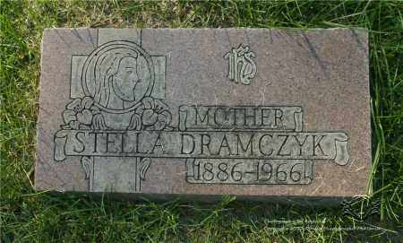 DRAMCZYK, STELLA - Lucas County, Ohio   STELLA DRAMCZYK - Ohio Gravestone Photos