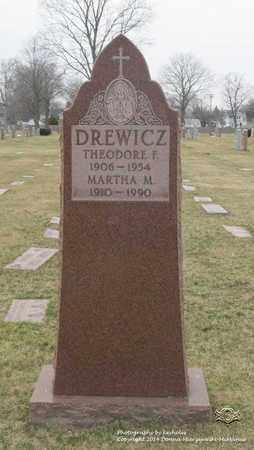 GRZEGOREK DREWICZ, MARTHA M. - Lucas County, Ohio | MARTHA M. GRZEGOREK DREWICZ - Ohio Gravestone Photos