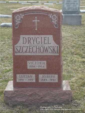 SZCZECHOWSKI, VICTORIA - Lucas County, Ohio | VICTORIA SZCZECHOWSKI - Ohio Gravestone Photos
