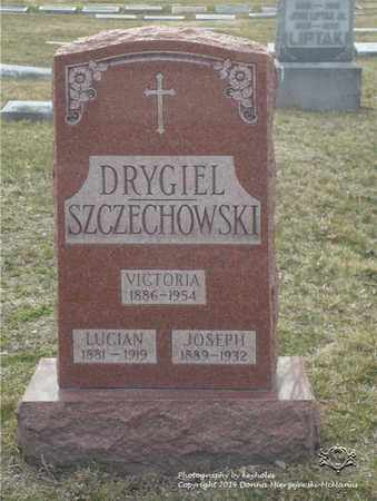 DRYGIEL, VICTORIA - Lucas County, Ohio | VICTORIA DRYGIEL - Ohio Gravestone Photos