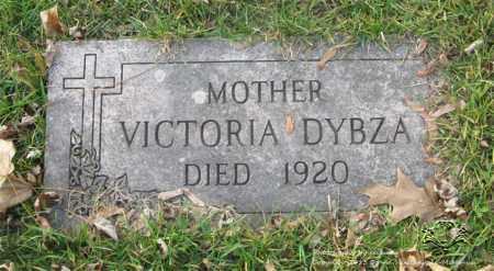 GRUDA DYBZA, VICTORIA - Lucas County, Ohio | VICTORIA GRUDA DYBZA - Ohio Gravestone Photos