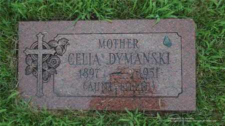 KWIATKOWSKI DYMANSKI, CELIA - Lucas County, Ohio | CELIA KWIATKOWSKI DYMANSKI - Ohio Gravestone Photos