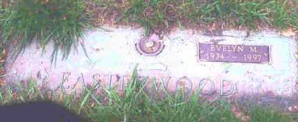 EASTERWOOD, EVELYN M. - Lucas County, Ohio | EVELYN M. EASTERWOOD - Ohio Gravestone Photos