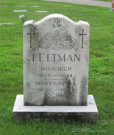 FELTMAN, MARCYJANNA - Lucas County, Ohio | MARCYJANNA FELTMAN - Ohio Gravestone Photos