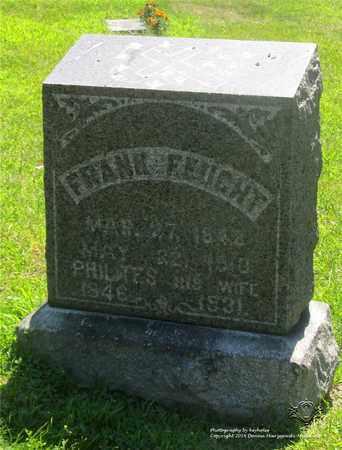 FEUCHT, FRANK - Lucas County, Ohio   FRANK FEUCHT - Ohio Gravestone Photos