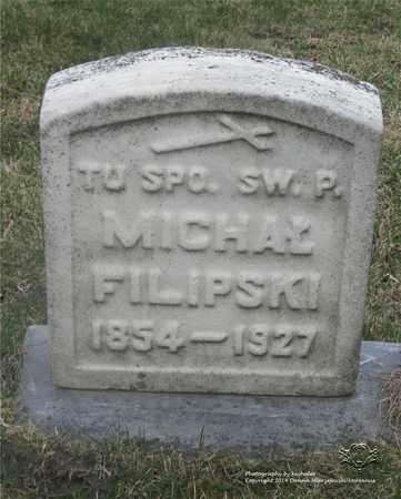 FILIPSKI, MICHAL - Lucas County, Ohio | MICHAL FILIPSKI - Ohio Gravestone Photos