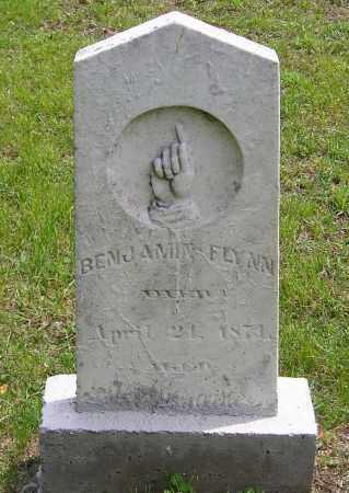 FLYNN, BENJAMIN - Lucas County, Ohio   BENJAMIN FLYNN - Ohio Gravestone Photos