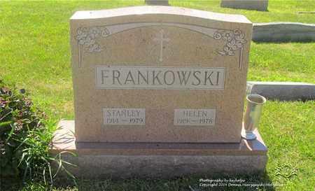 FRANKOWSKI, HELEN - Lucas County, Ohio | HELEN FRANKOWSKI - Ohio Gravestone Photos