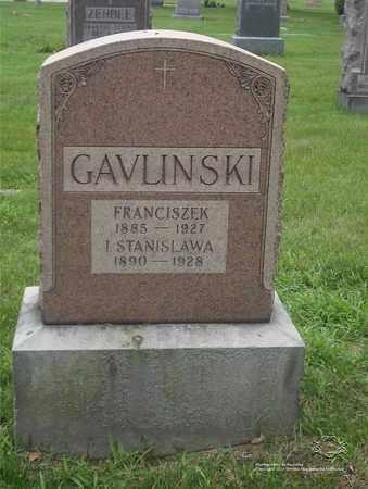 GAVLINSKI, FRANCISZEK - Lucas County, Ohio | FRANCISZEK GAVLINSKI - Ohio Gravestone Photos