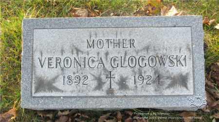 GLOGOWSKI, VERONICA - Lucas County, Ohio   VERONICA GLOGOWSKI - Ohio Gravestone Photos